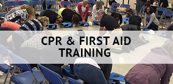 CPR AND FIRST AID TRAINING i54coz