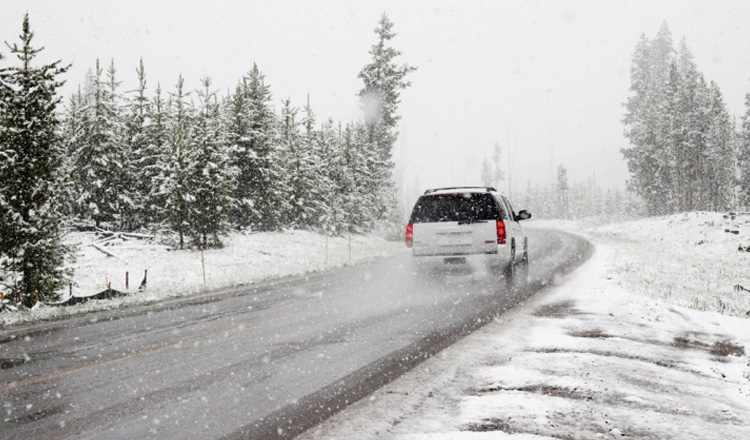 Car Preparation For Winter Checklist lk91ps