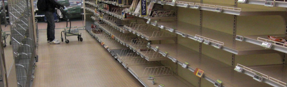 Panic Buying Grocery bal9nf