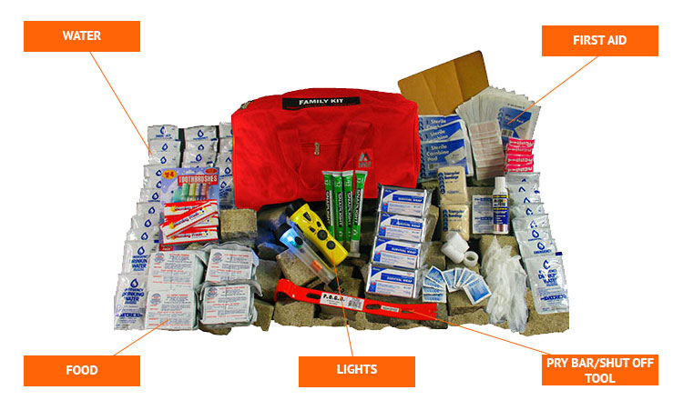 Home Earthquake Emergency Kit List With Their Uses