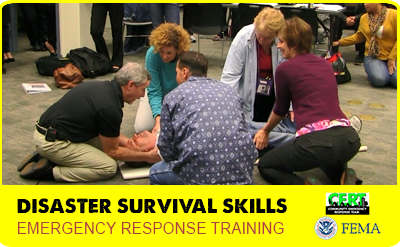 Disaster Response Training 2