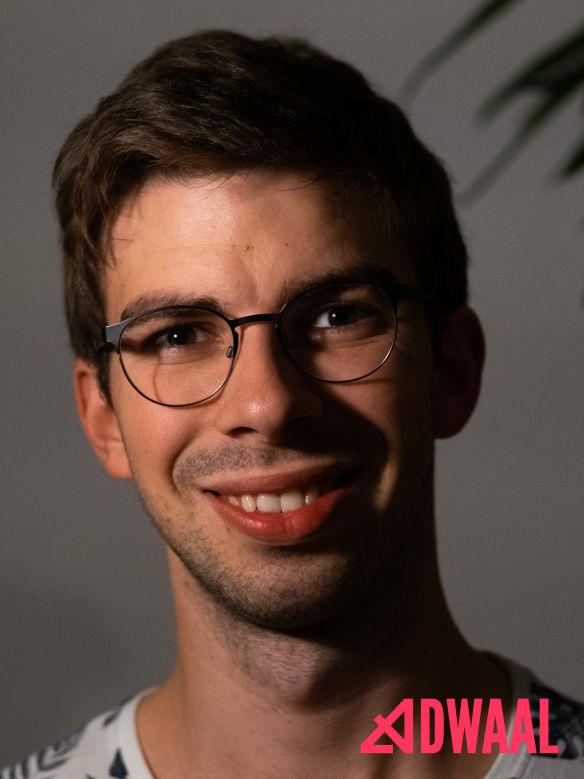 Andreas' flotte overskæg Den 3. movember