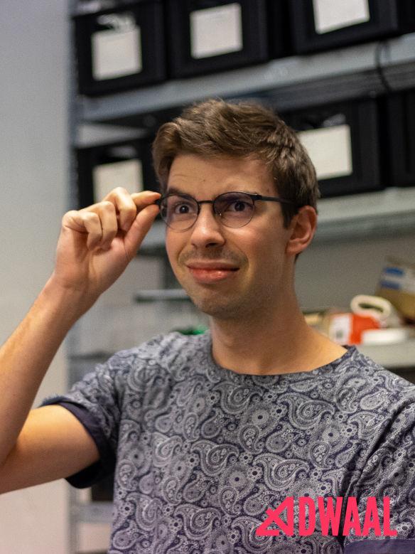 Andreas' flotte overskæg D. 4. movember