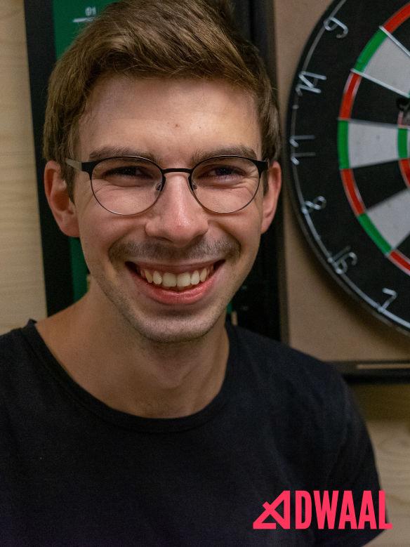 Andreas' flotte overskæg Den 7. movember