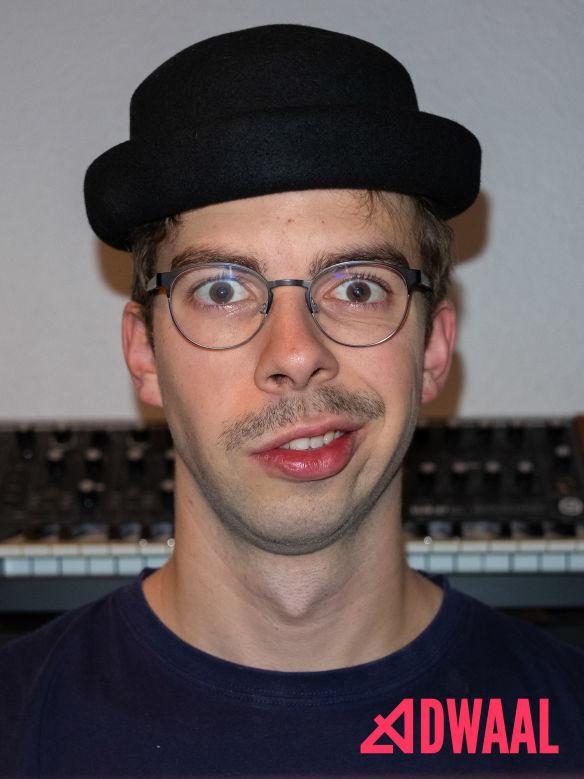 Andreas' flotte overskæg Den 9. movember