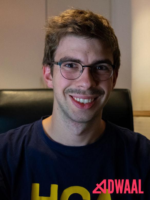 Andreas' flotte overskæg Den 10. movember