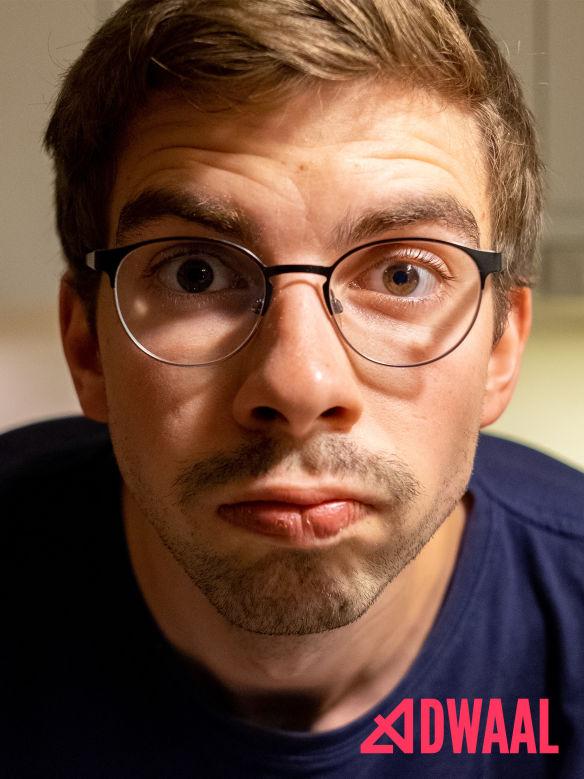 Andreas' flotte overskæg Den 12. movember