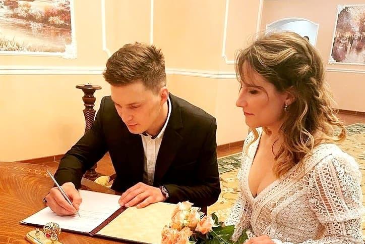 Дочь Ивана Охлобыстина вышла замуж