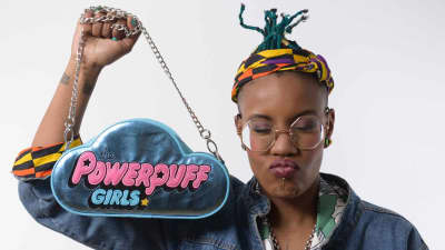 Africa's Powerpuff Girl, Toya Delazy, is back