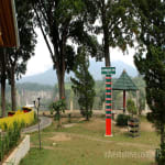 Taman Panorama, Gerbang Tiga Tempat Wisata di Bukittinggi