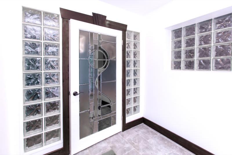 indoor door