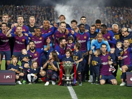 La Liga 2018-19: Messi inspires Barcelona to comfortable title defence