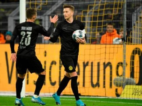 Bundesliga Top Five, Round 14: Reus and Sancho lead Dortmund rout