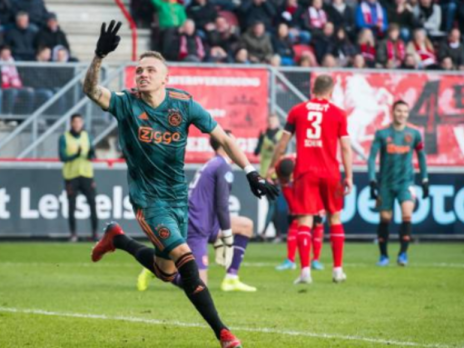 FC Player of the Day, 1 Dec: Noa Lang (Ajax)