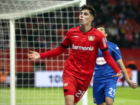 FC Player of the Day, 26 Jan: Kai Havertz (Leverkusen)