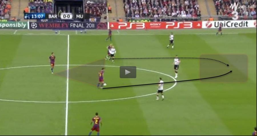 Understanding Guardiola S Barcelona The 2011 Champions League Final Demolition Of Man United
