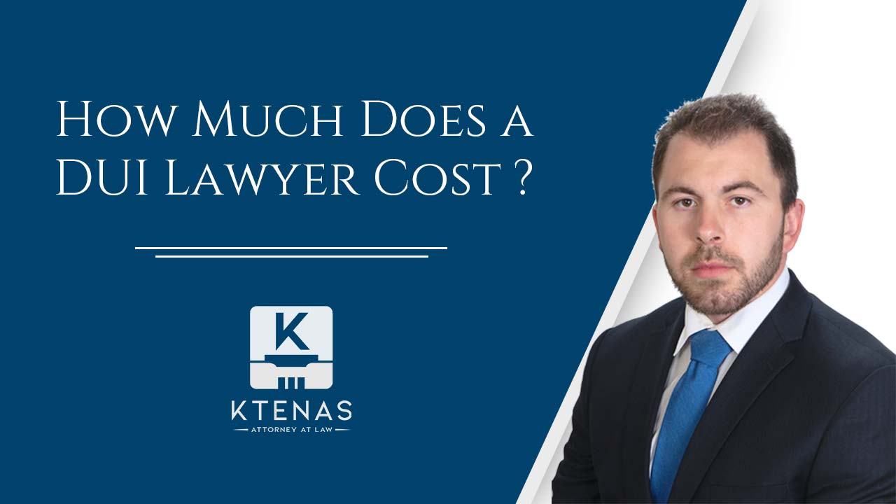 How much does a DUI lawyer cost?