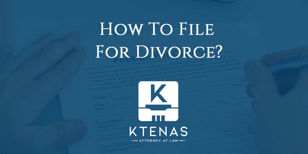 How to file for divorce?