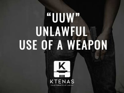 uuw unlawful use of a weapon