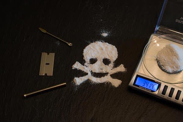 possession of cocaine