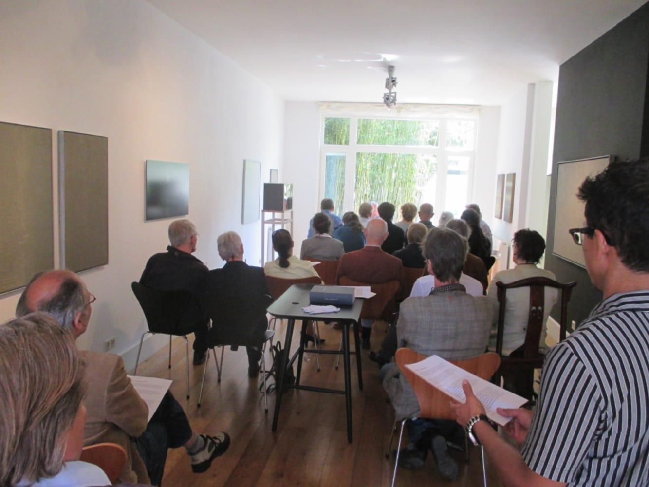 Marcel Wesdorp, Over het werk van Marcel Wesdorp met filosoof Eric Bolle