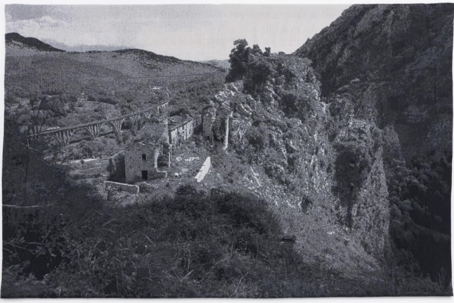 Frans Beerens, Een verlaten Middeleeuws dorp in Cilento (Italië)