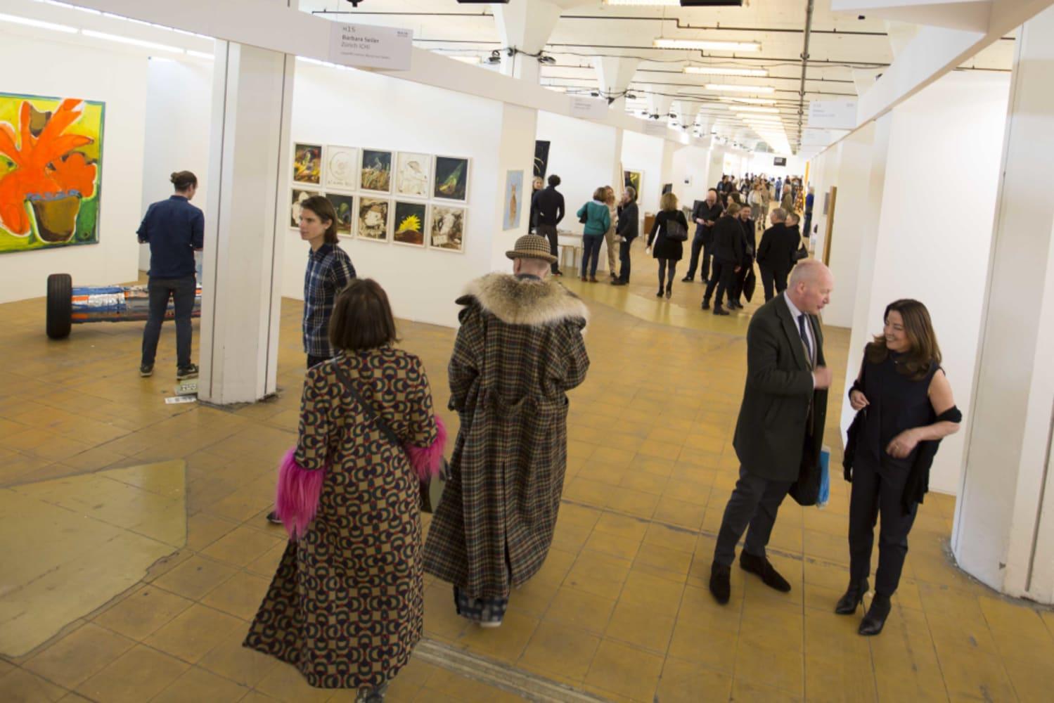 Catalogue Art Rotterdam on Gallery Viewer