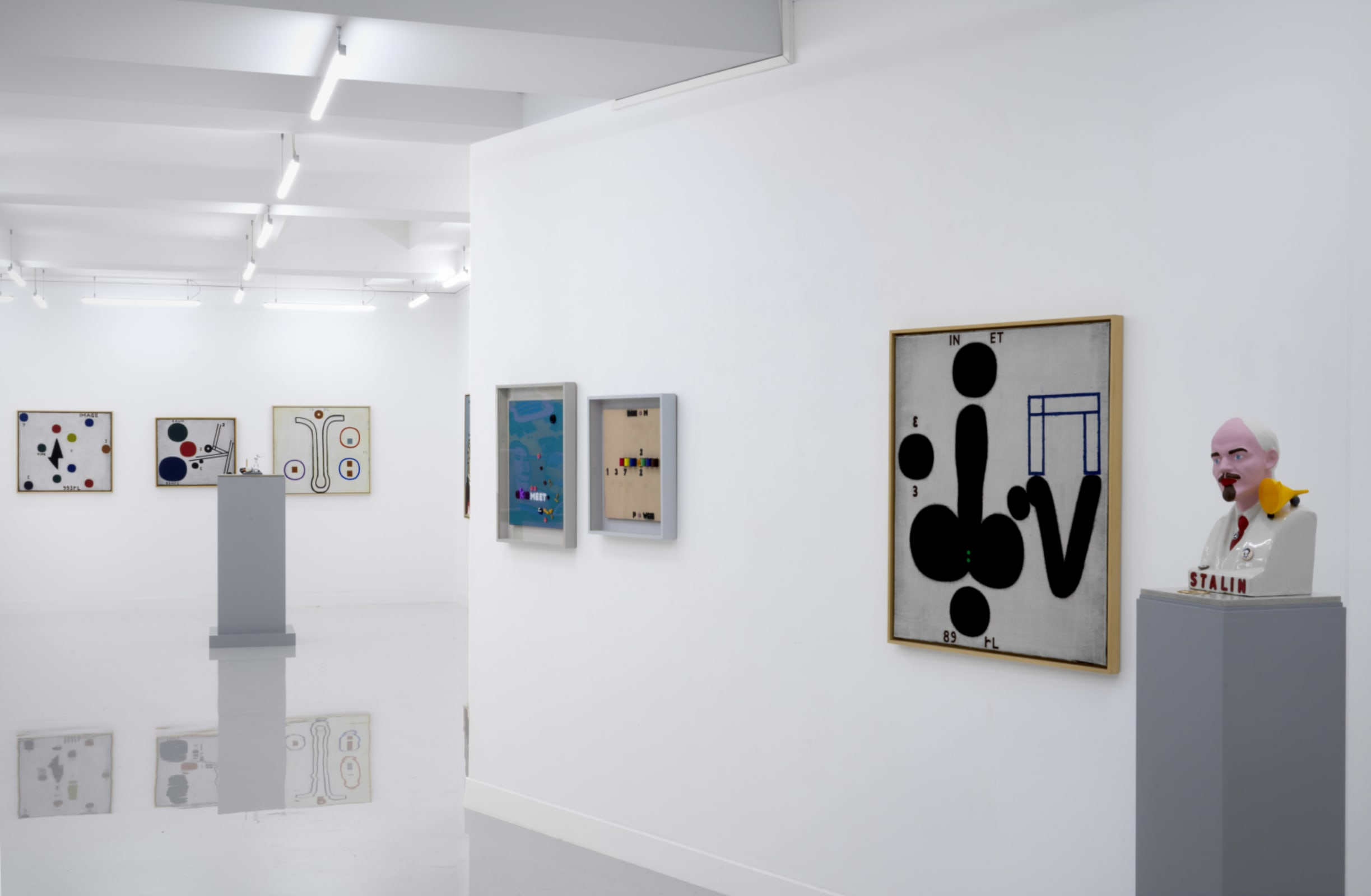 Schilderijen en Assemblages 1965 - 2018, Lucassen,