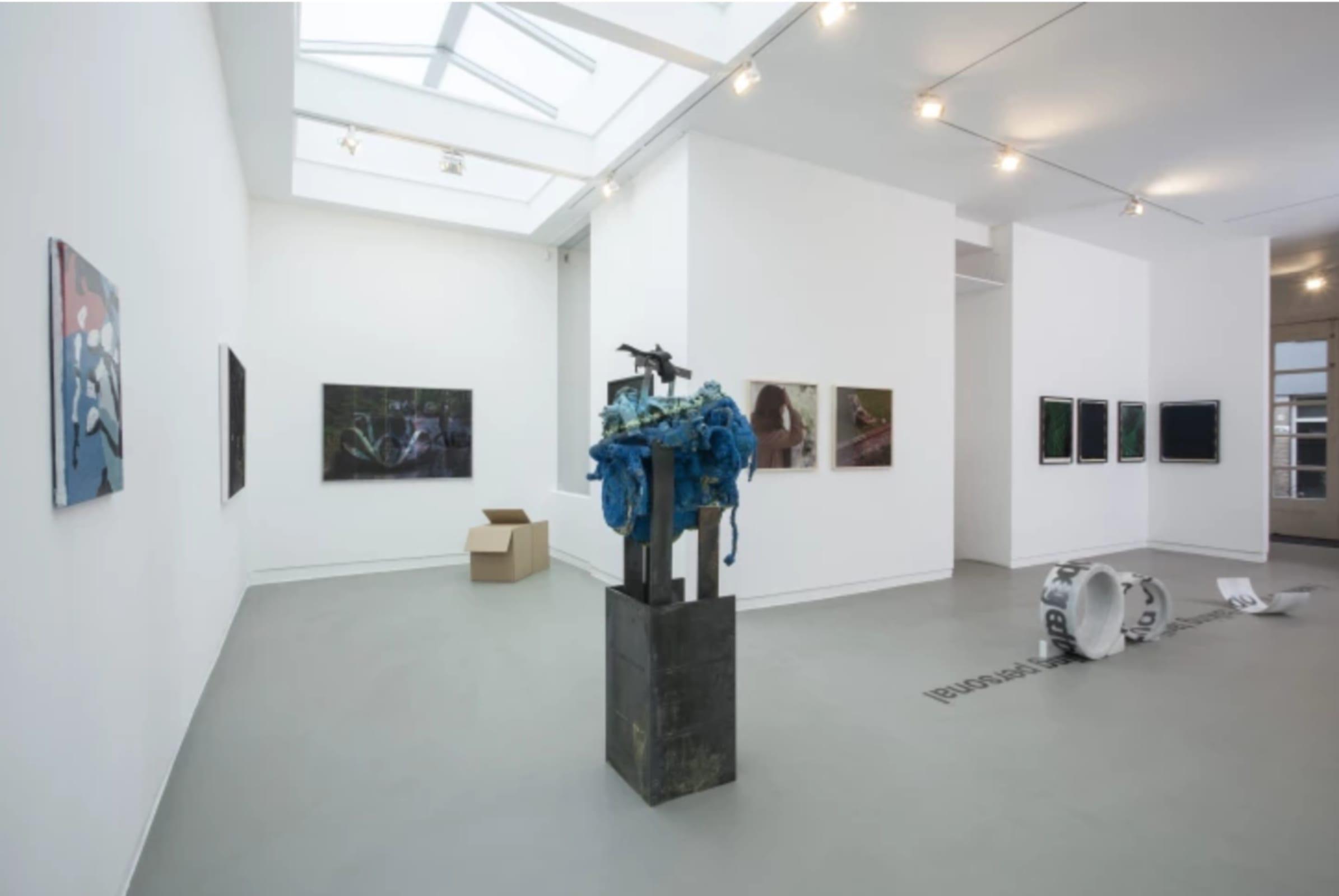 Art Rotterdam 2019, Ed van der Elsken, Sarah van Sonsbeeck, Antonis Pittas, Awoiska van der Molen,