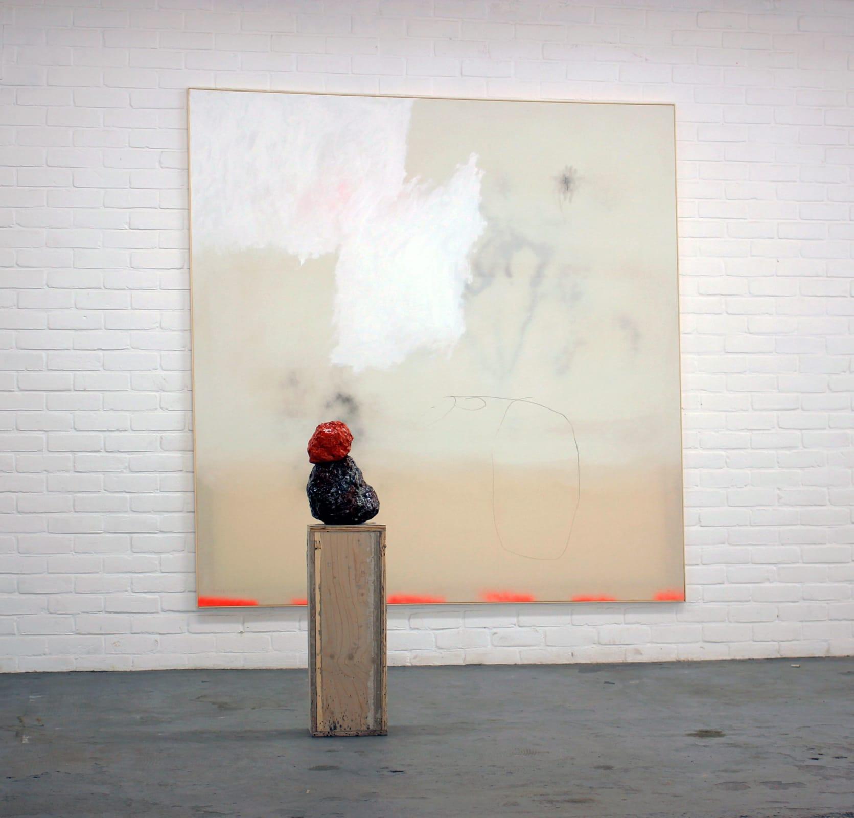 Art Rotterdam 2019, Stéphanie Baechler, Kaspar Dejong,