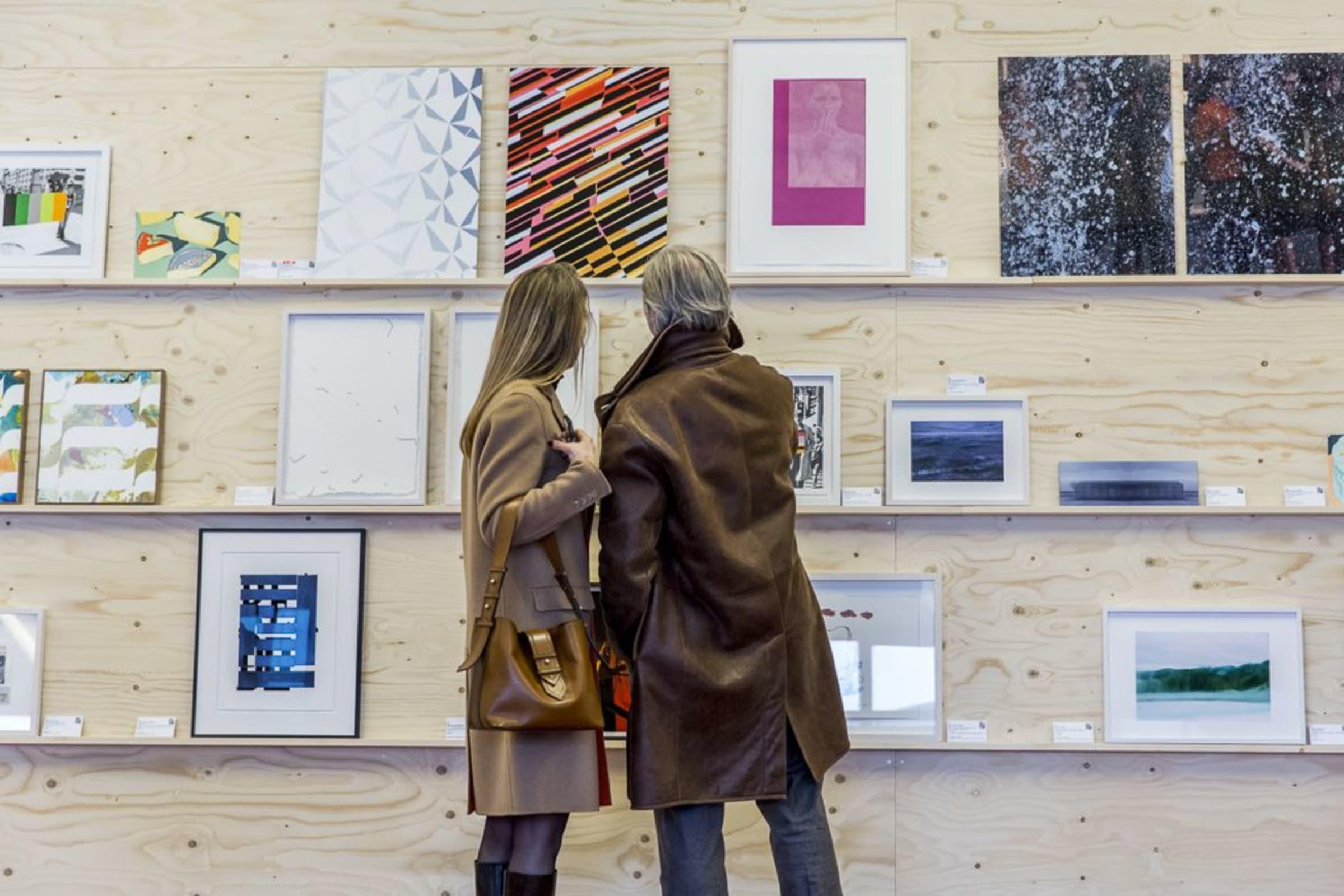 We Like Art @ Art Rotterdam 2019, Heringa / Van Kalsbeek, Maria Roosen, Koen Vermeule, Jasper Hagenaar, Bas van den Hurk,