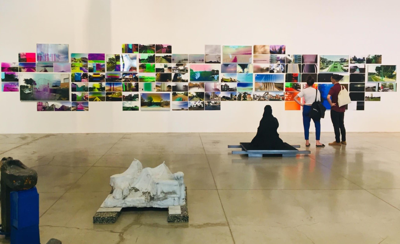 Art Rotterdam 2019, Emilio Vavarella,