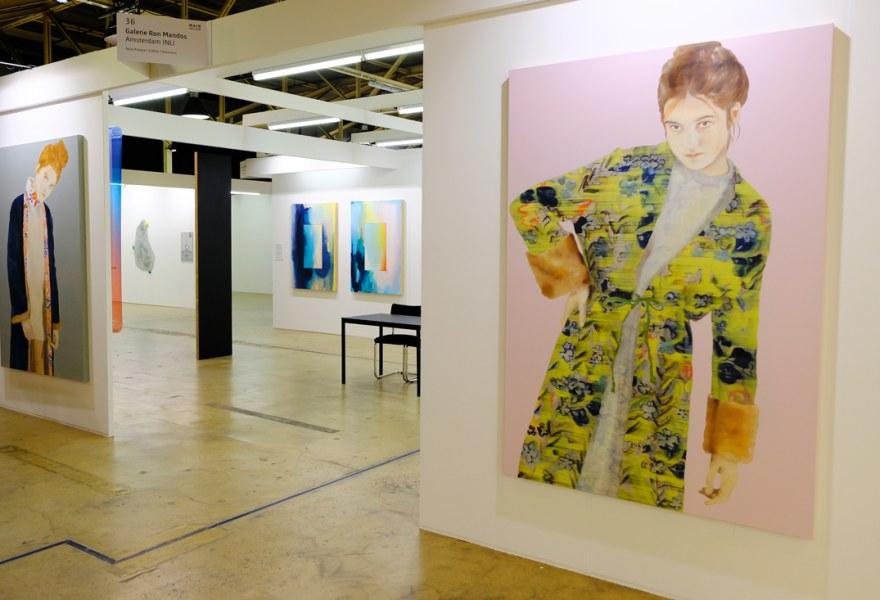 De Kunstmeisjes tippen de vijf beste presentaties op Art Rotterdam