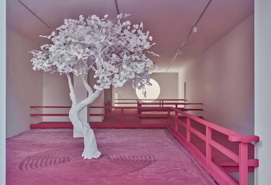 Static Mythologies - Daniel Arsham bij Galerie Ron Mandos