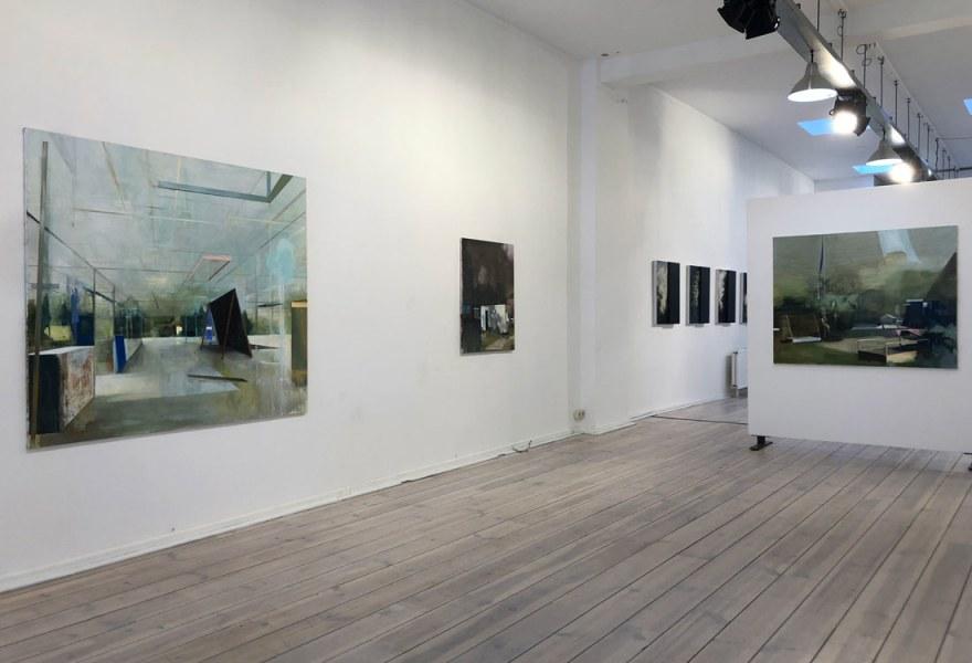 Framing the Landscape - Annemieke Alberts