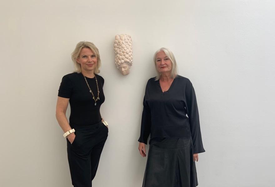 Podcast GalleryTalk #9 Leylâ Akinci (Galerie Akinci)