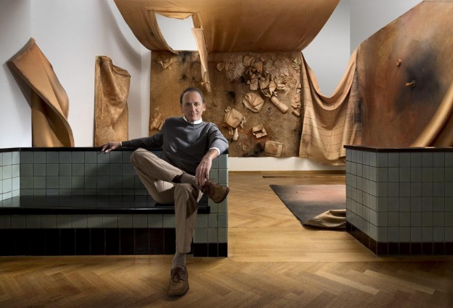 De keuze van... Bert Kreuk (kunstverzamelaar en auteur)
