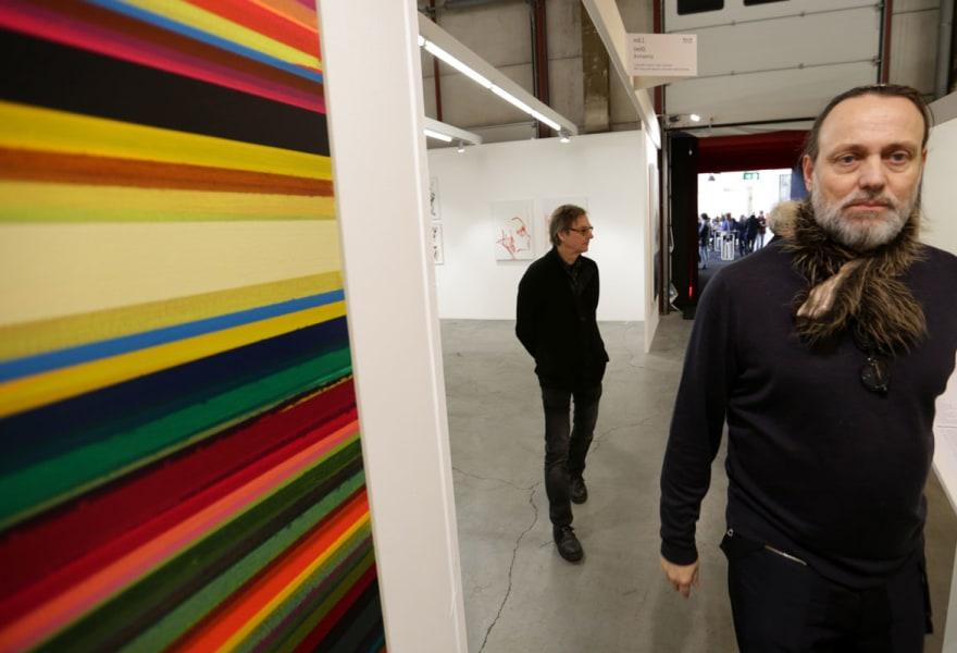Rondleidingen langs Amsterdamse galeries