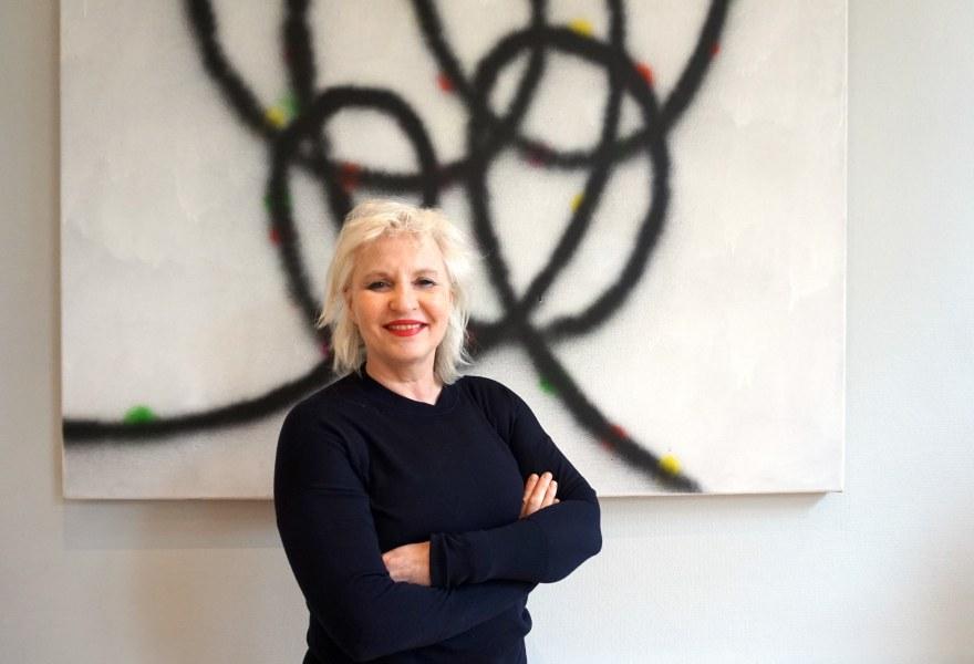 Kunstadviseurs staan klaar voor advies bij de HotSpot