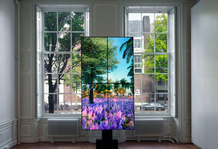 Nieck de Bruijn en de aantrekkingskracht van digitale kunst