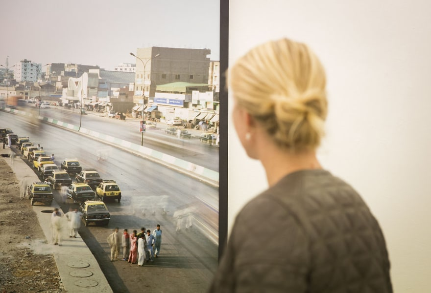 Guided tours op Art Rotterdam door Young Collectors Circle