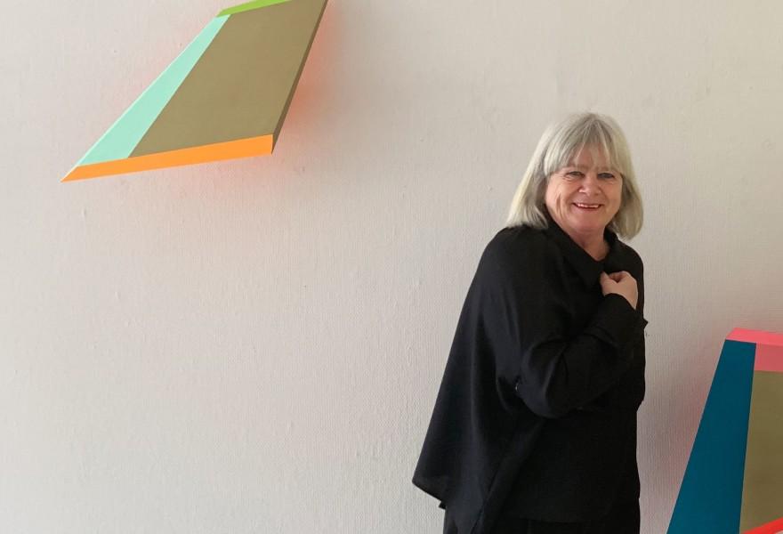 Antoinette Reuten (1948-2020) : een leven in het teken van eigentijdse kunst