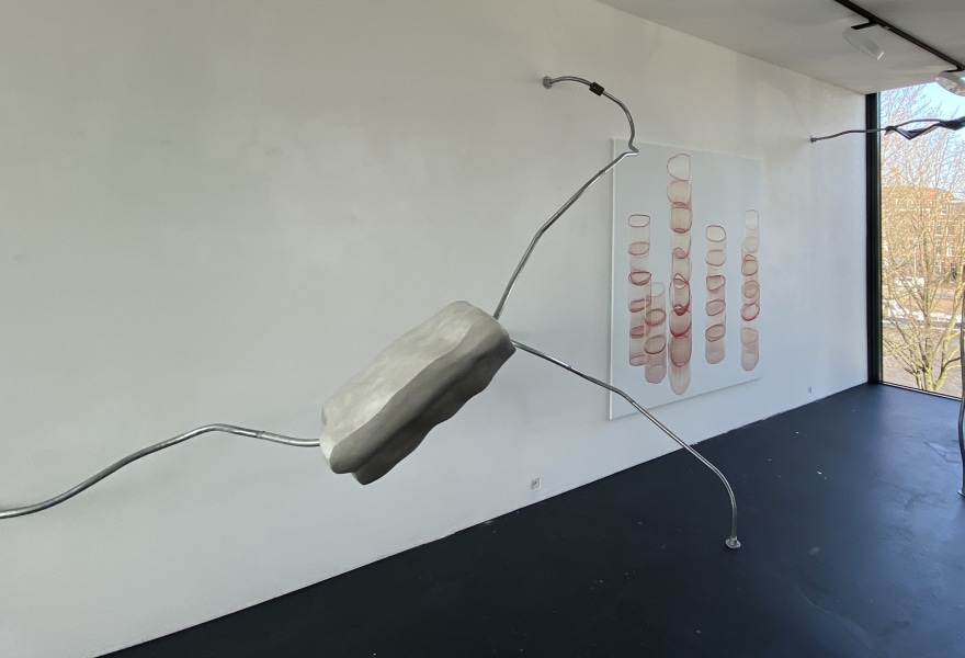 Romee van Oers en Lisa Sebestikova | Galerie Franzis Engels