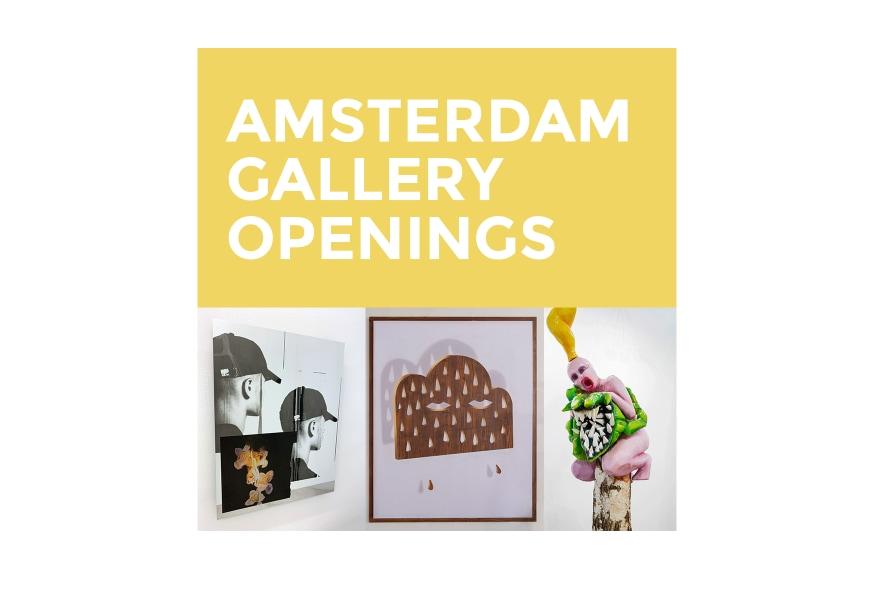 Amsterdam Gallery Openings