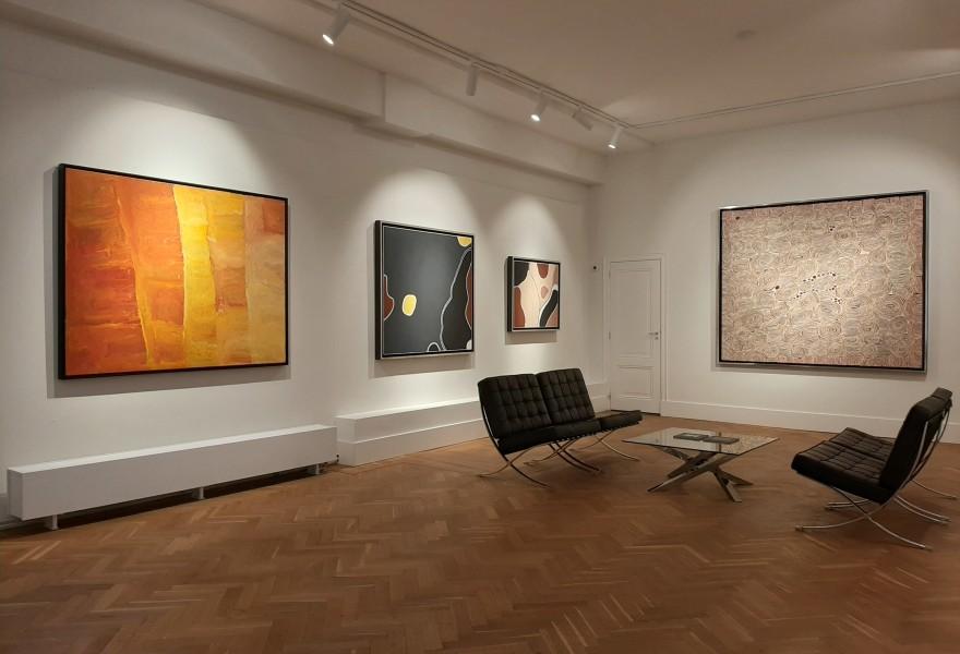 Online rondleiding: ORIGINS - SmithDavidson Gallery