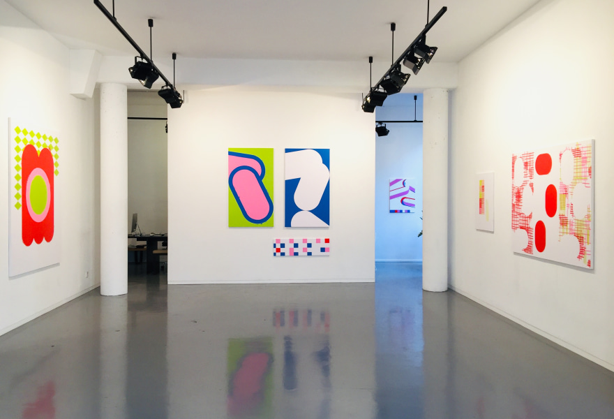 A full-colour debut – Loes Koomen