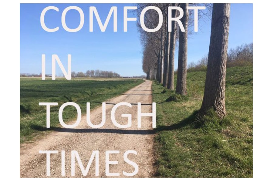 Online tentoonstelling - Comfort in tough times
