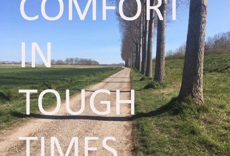 Online exhibition - Comfort in tough times