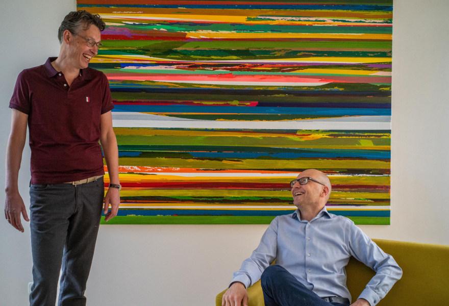 De keuze van... Frank Kortstee en René Gouwens