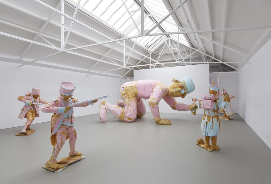 Folkert de Jong | Galerie Fons Welters